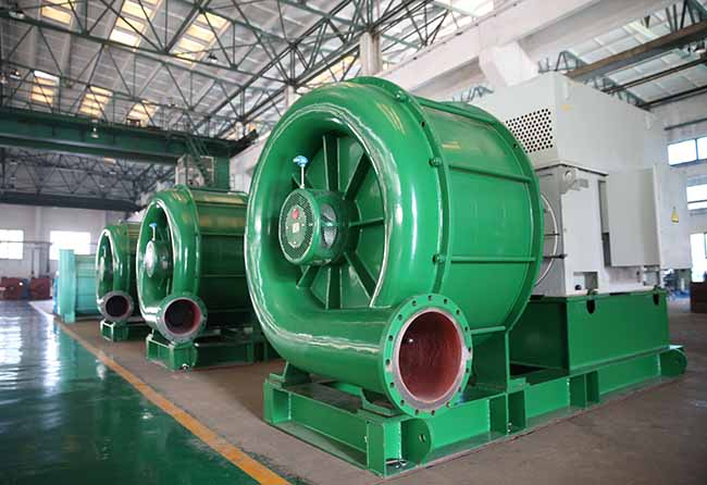Blower equipment