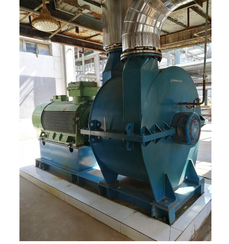 The company won the bid for two D130-1.4 centrifugal blowers from Fuxin Mining Group